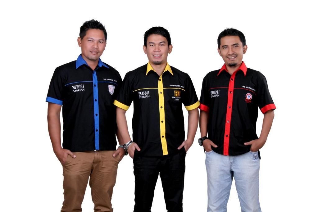 Endria Putra (Tengah) Ketua LPJK Provinsi Jambi.