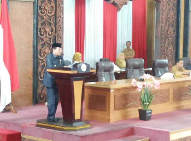 Plt Gubernur Jambi, Fachrori Umar