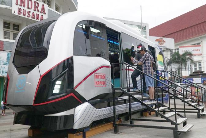 Purwarupa Light Rail Transit (LRT)