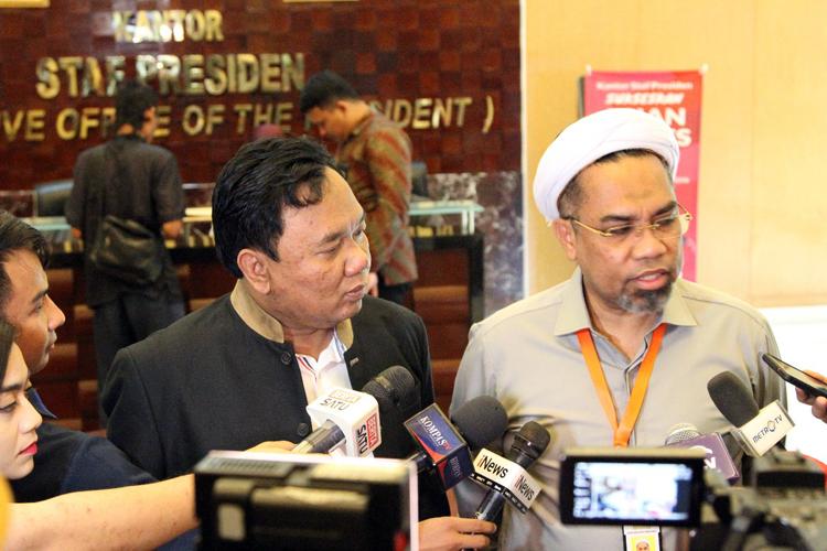 Ali Mochtar Ngabalin: Tepis PD, Istana: Pemerintah Jokowi Tak Berkuping Tipis