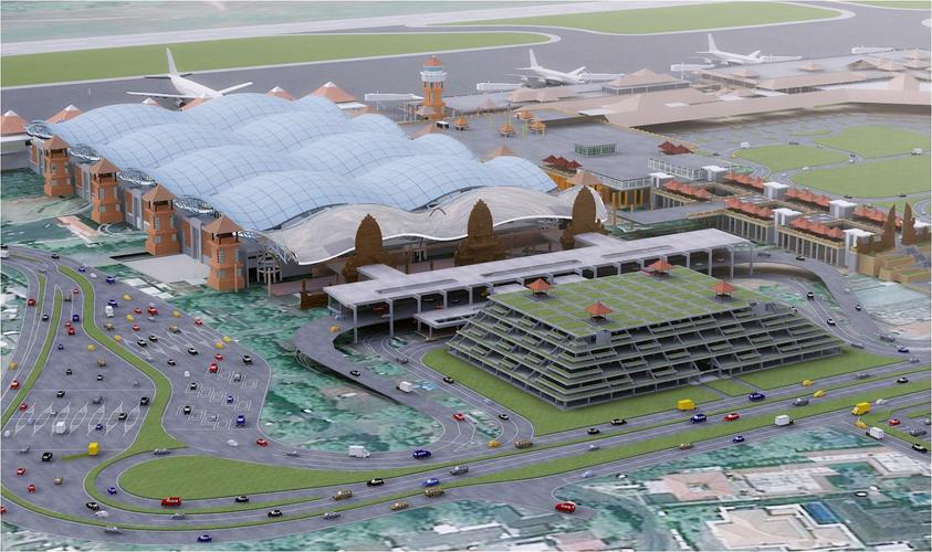 Bandara Internasional I Gusti Ngurah Rai