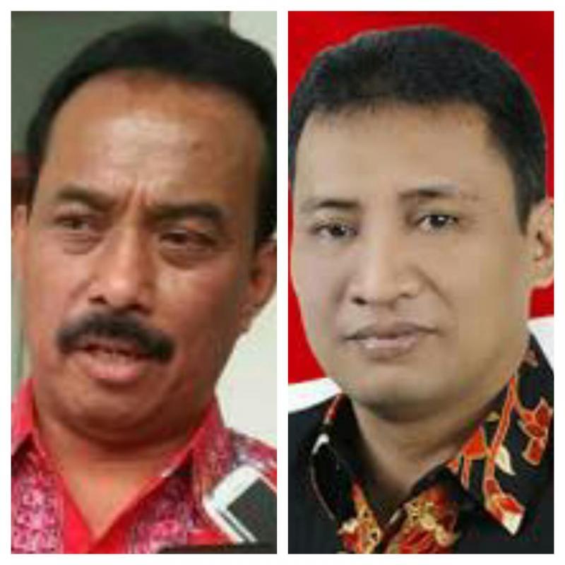 Dua Walikota yang kini buron