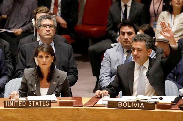 Duta Besar Amerika Serikat untuk PBB, Nikki Haley