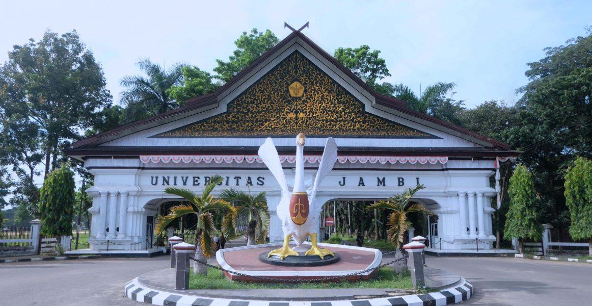 Gerbang Universitas Jambi