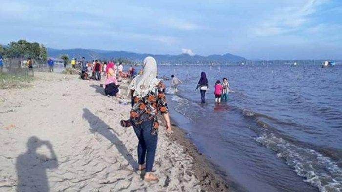 Pasir Panjang Danau Kerinci