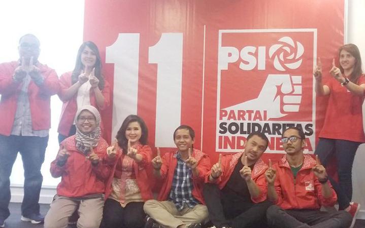 Pengurus Pusat Partai Solidaritas Indonesia