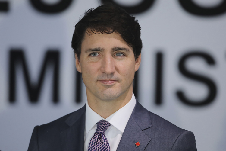 Perdana Menteri KanadaJustin Trudeau