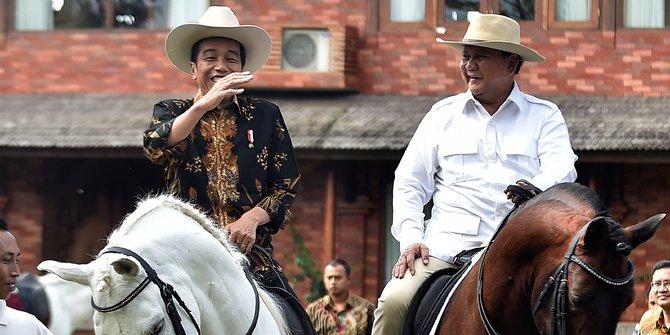 Prabowo vs Jokowi