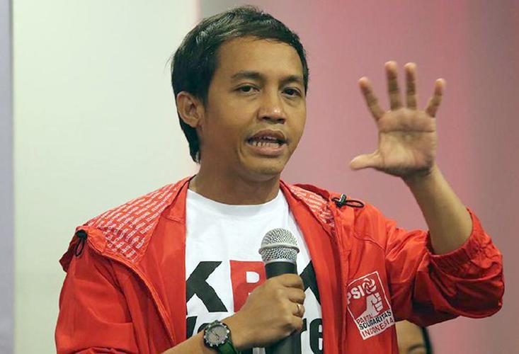 Sekjend Partai Solidaritas Indonesia (PSI), Raja Juli Antoni