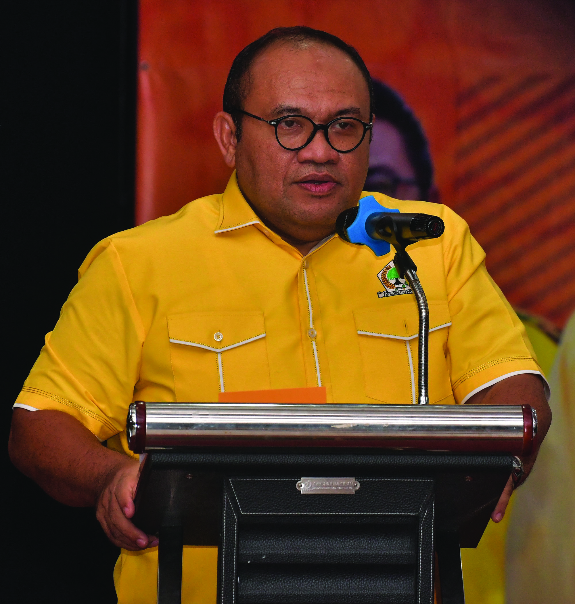 Ketua Bidang Organisasi dan Daerah DPP Partai Golkar, Taufik Hidayat