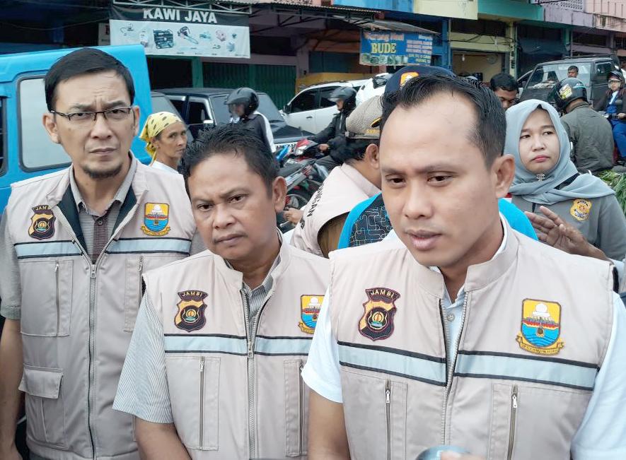 Tim Satgas Pangan Provinsi Jambi