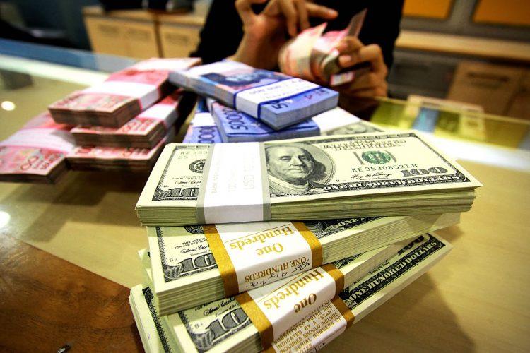 Dollar dan Rupiah