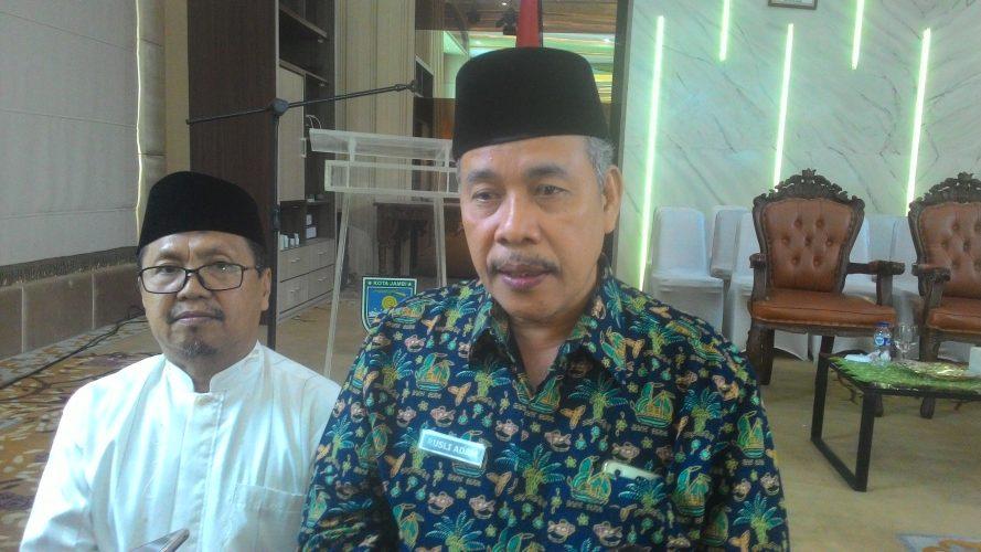 Kepala Kantor Kementerian Agama Kota Jambi, Rusli Adam