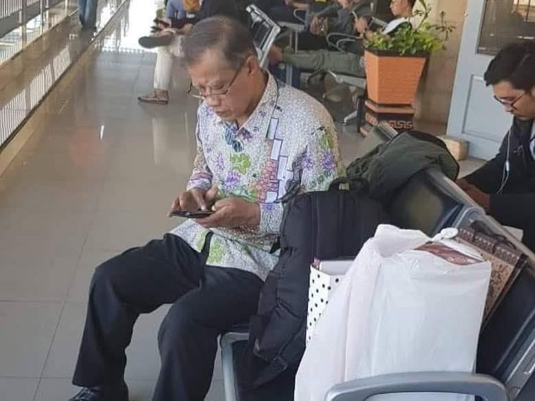 Ketum PP Muhammadiyah Haedar Nashir [detik]