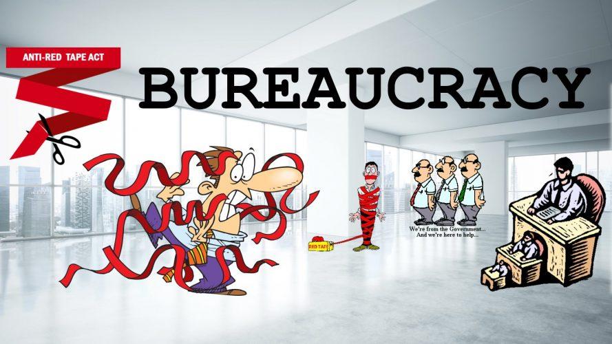 Ilustrasi Birokrasi