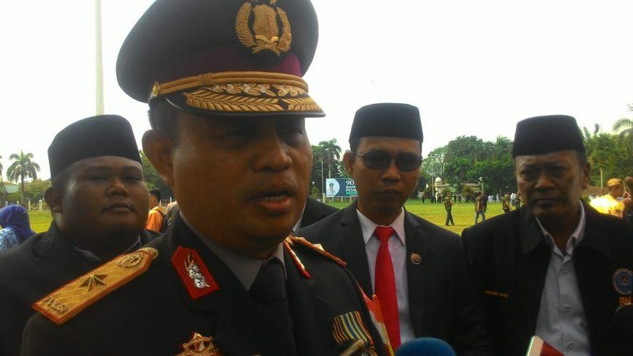 Kepala BNNP Jambi, Brigjen Pol Heru Pranoto