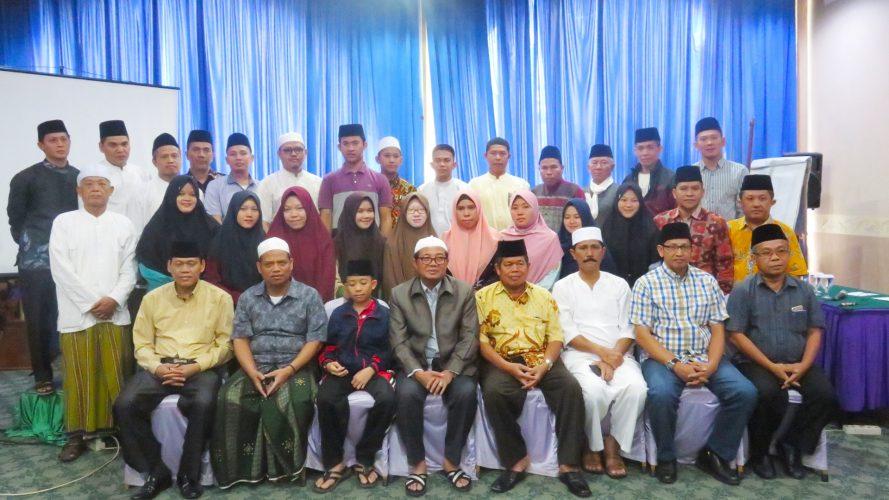 Plt Gubernur Jambi, Dr.Drs.H.Fachrori Umar,M.Hum
