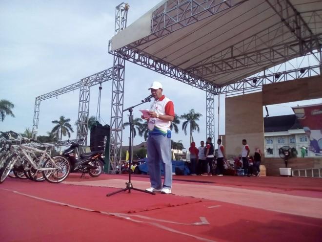 Sekda Provinsi Jambi Drs.H.M.Dianto,MSi