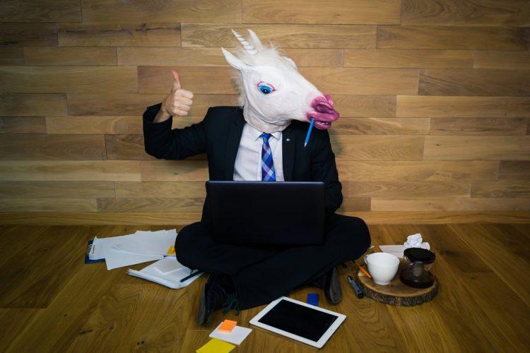 Ilustrasi Unicorn