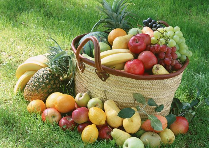 Ilustrasi buah lokal