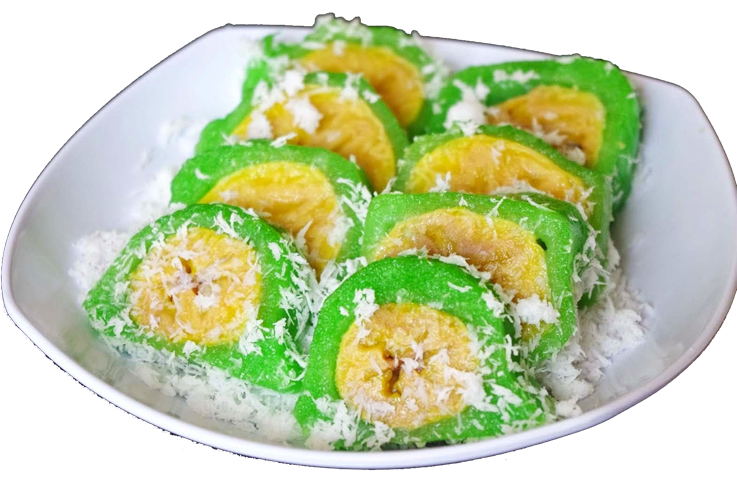 Olahan pangan dari Singkong