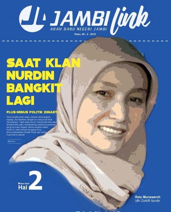 Ilustrasi Jambi Link