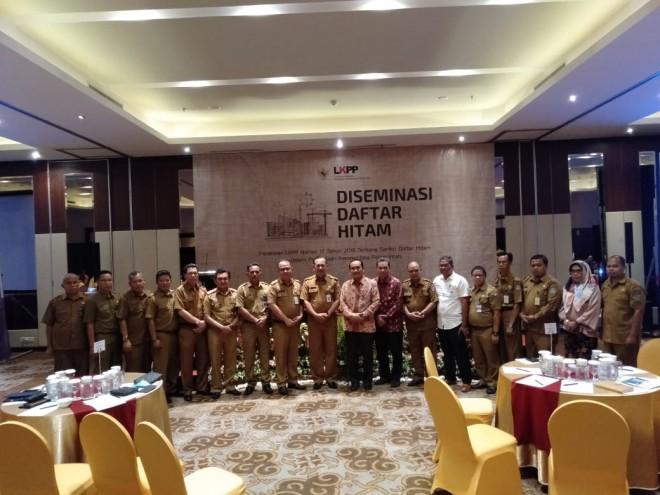Sekda Provinsi Jambi, Drs.H.M.Dianto,M.Si