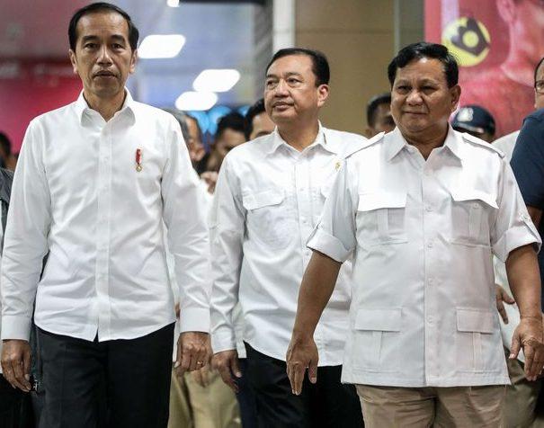 Jenderal Budi Gunawan diantara Jokowi dan Prabowo