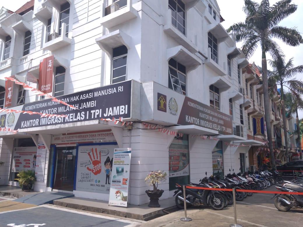 Kantor Imigrasi Jambi