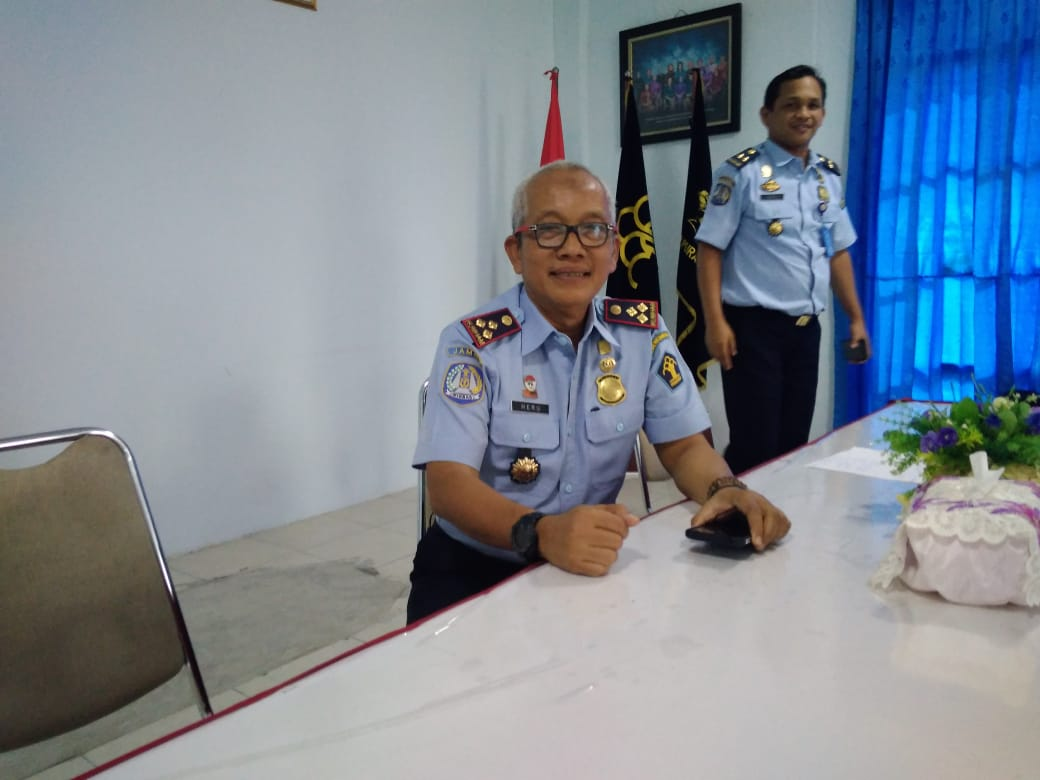 Heru Santoso Ananta Yudha, Kepala Kantor Imigrasi Jambi