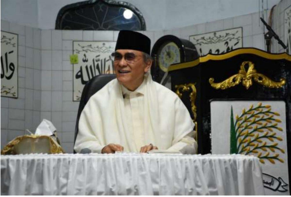 Pembina Jam'iyyatul Islamiyah Bpk Dr. KH. Aswin R. Yusuf
