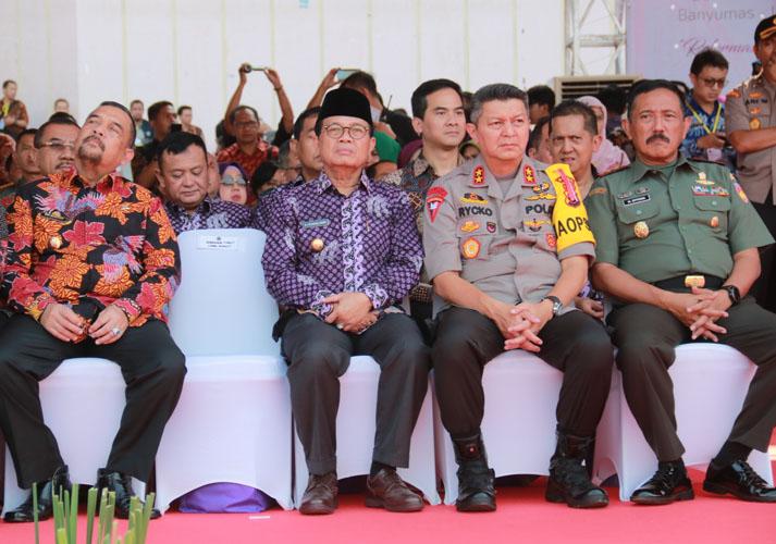 Gubernur Jambi, Fachrori Umar
