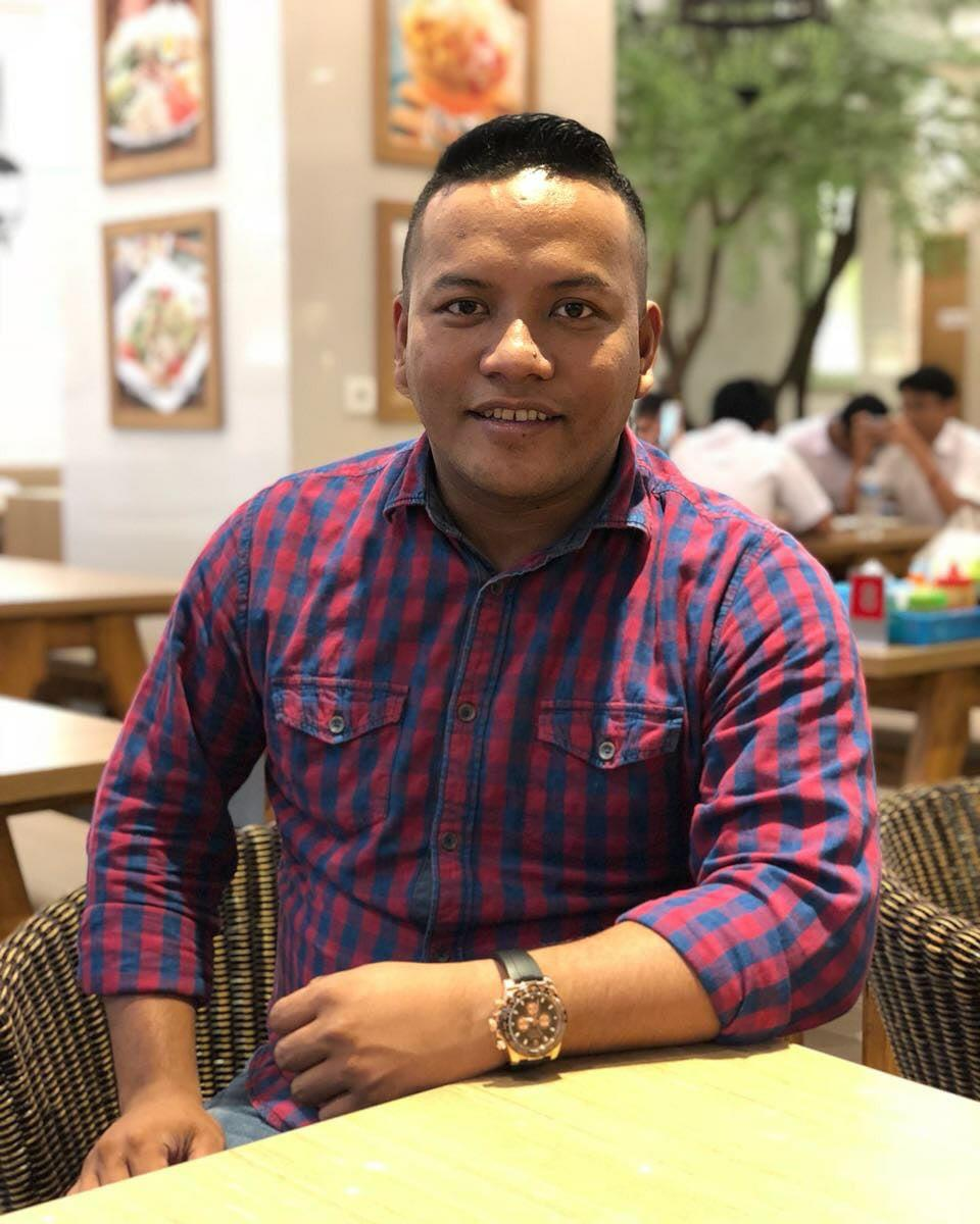 Dzulqarnain, PW Pemuda Muhammadiyah Jambi bidang Buruh dan Tani.