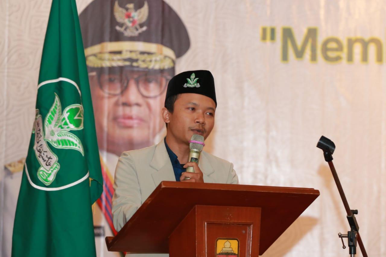 Sekretaris PWPM Provinsi Jambi Adyan Coga Guci