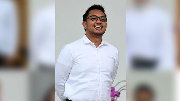 taf khusus Presiden Joko Widodo, CEO Amartha Andi Taufan Garuda Putra