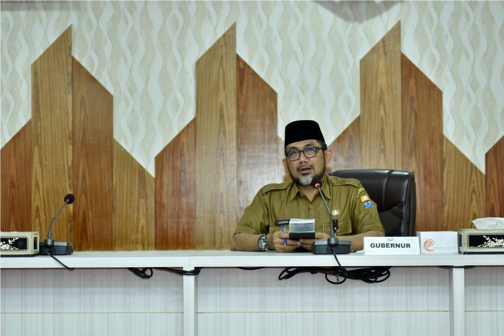 Penjabat Sekda Provinsi Jambi Sudirman