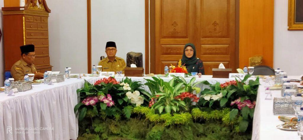 Fachrori Harap Komisi IX DPR RI Beri Bantuan Dukungan dan Komitmen Percepatan Pembangunan di Provinsi Jambi