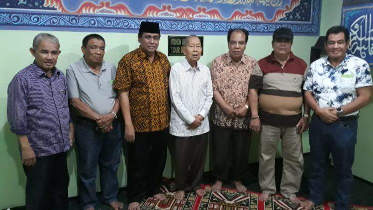 Pertemuan tokoh melayu jambi di Jakarta, Januari 2020 lalu.
