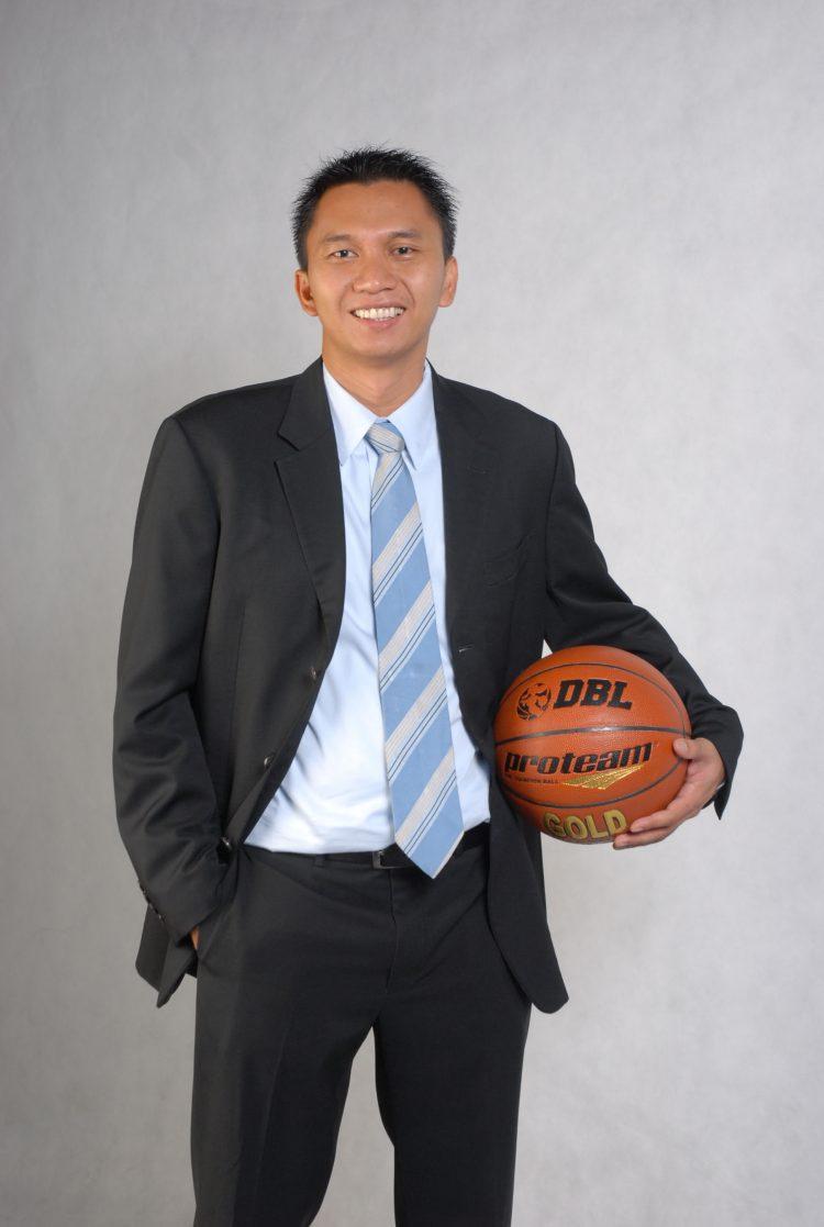 Azrul Ananda, Commissioner DBL. (Foto: Dita Putri/ Jawa Pos)