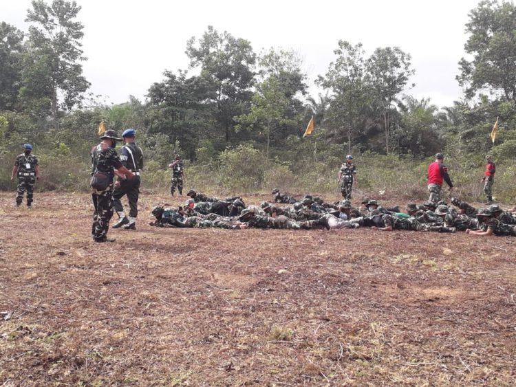 Diksar 1 Pejuang Siliwangi Provinsi Jambi