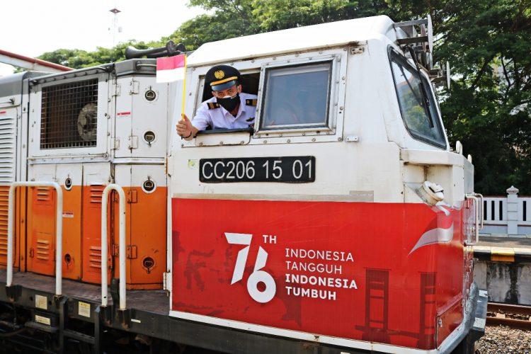 Ikhtiar PT KAI untuk mewujudkan Indonesia Tangguh dan Indonesia Tumbuh